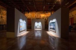 Hermès Archiginnasio Photo: © Andrea Pisapia Spazio Orti 14 Architettura