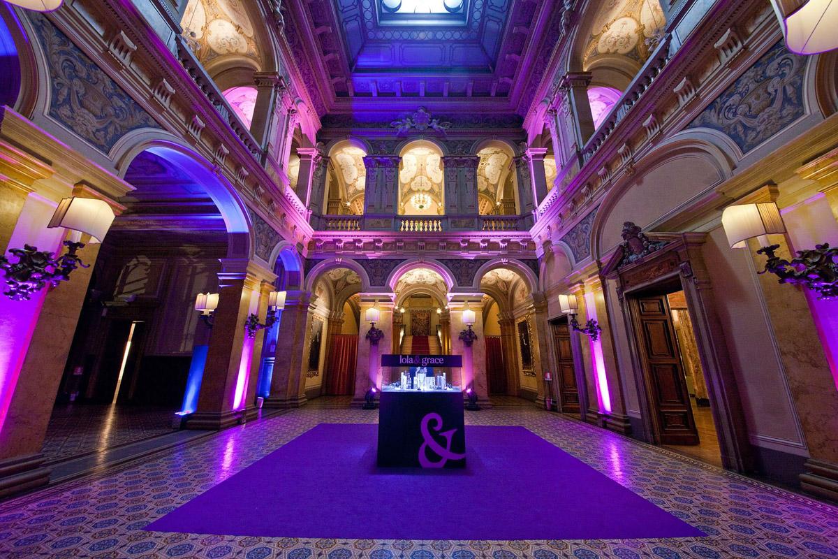 Eventi Swarovski Villa Erba - Photo: © Andrea Pisapia / Spazio Orti 14