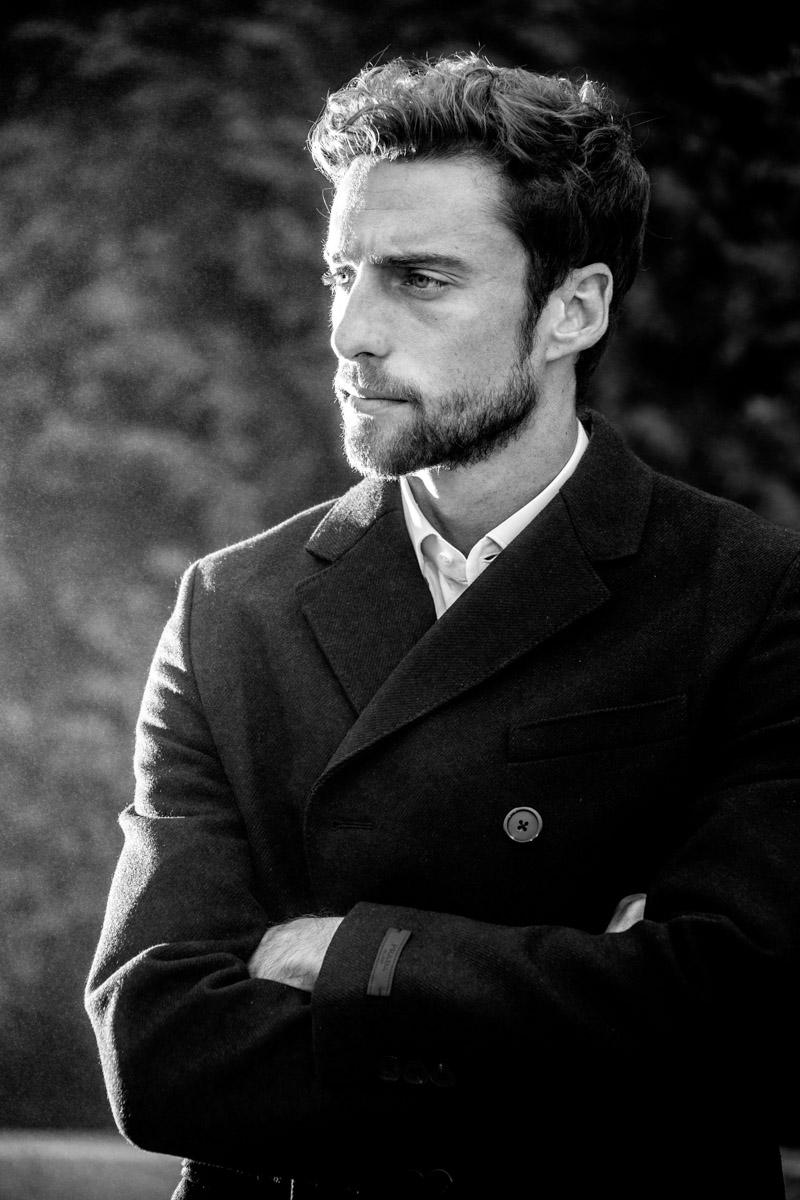 Ritratti Claudio Marchisio, Spot Swisse - Photo: © Andrea Pisapia / Spazio Orti 14