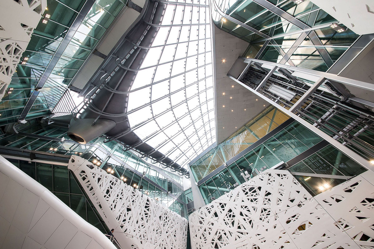 Architettura ELECTROLUX EXPO - Photo: © Andrea Pisapia / Spazio Orti 14