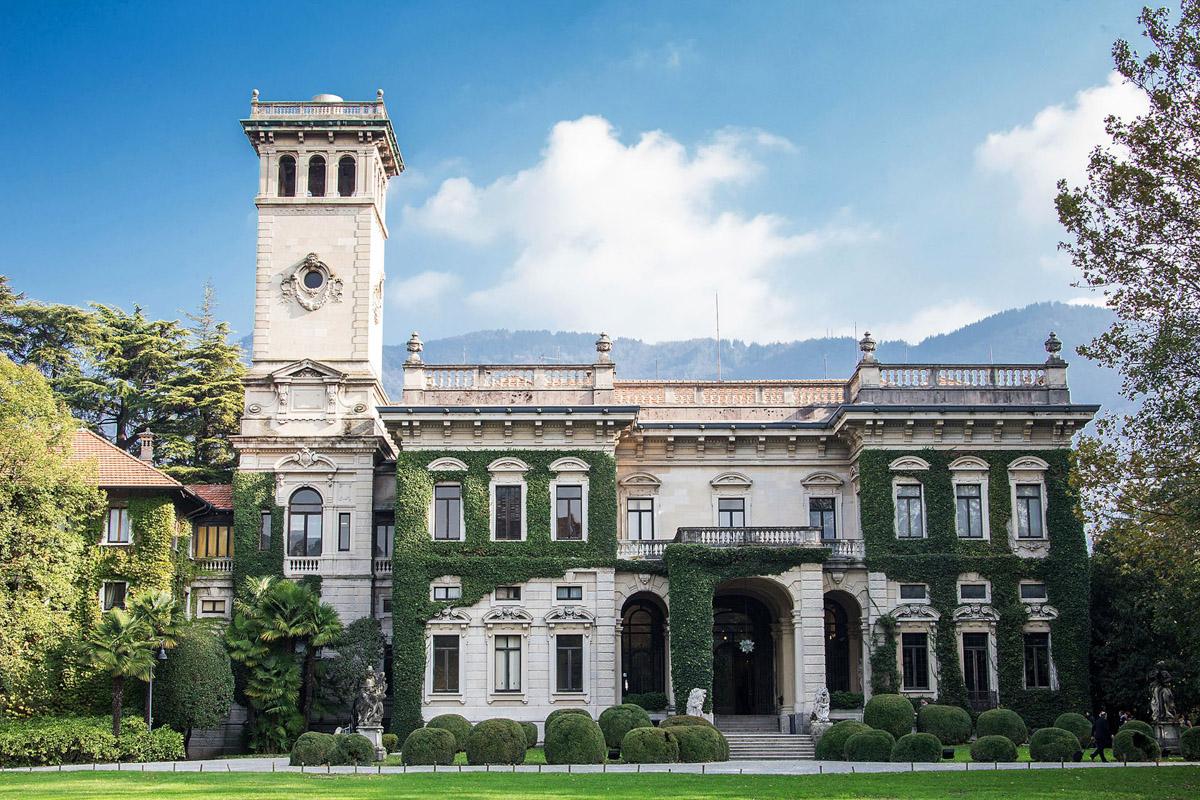 Architettura Villa Erba - Photo: © Andrea Pisapia / Spazio Orti 14
