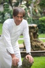 Ritratti Davide Oldani per Ermenegildo Zegna Top Clients