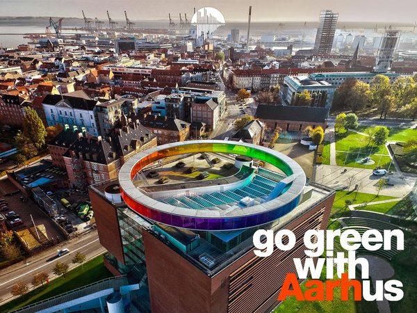 Go Green With Aarhus Talk: Frank Erichsen – Et bæredygtigt liv som bonderøv
