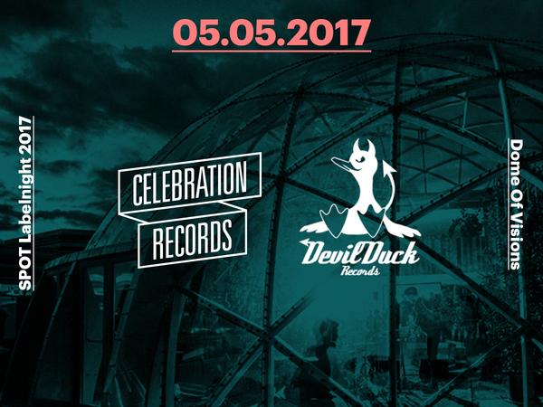 Celebration Records & DevilDuck Records Labelnight