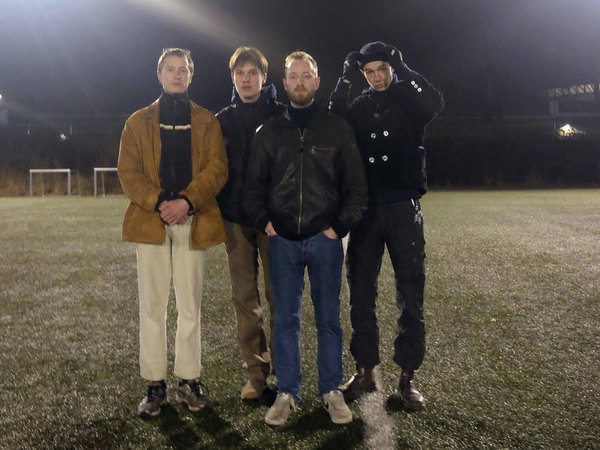 Jens Rubin & De Matchende Læber – Limbo Collective
