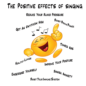 Positive Effects Of Singing