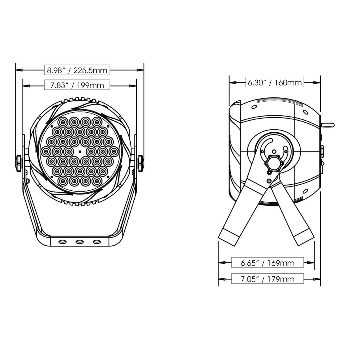 Design Led 36 Rgb
