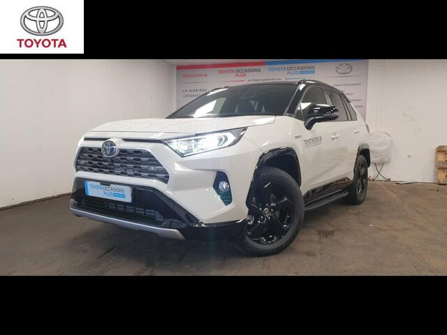 toyota rav4 hybride 218ch collection 2wd my20 annee 2020