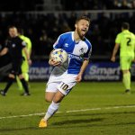 Hartlepool Hat Trick for Matty Taylor