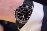 Andreas med Raymond Weil Freelancer Diver.