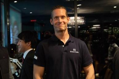 Gisle Lysvoll, Opturas servicesjef og foredragsholder for kvelden.