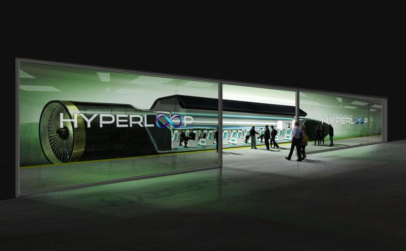 hyperloop travelstatsman