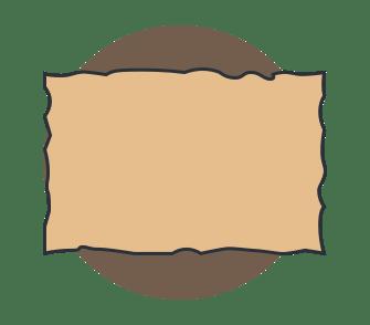 Eine Piraten-Karte.