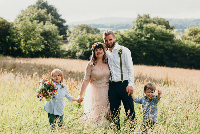 cornwall elopement by freckle photography