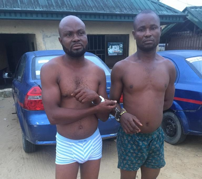 Image result for Taxi drivers arrested for gang-raping a girl in Bayelsa State