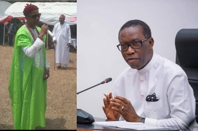 Image result for Okowa sacks aide for assault on lady