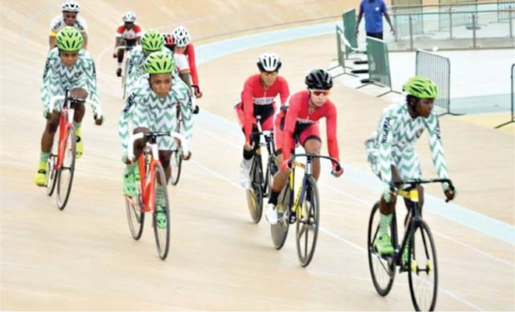 Team Nigeria Wins 11 Medals At African Track Championship