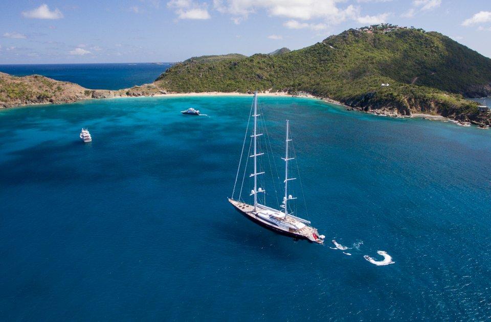 PANTHALASSA Yacht Charter PANTHALASSA Yacht