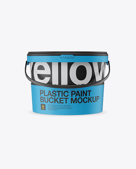 Download 20l Glossy Paint Bucket Psd Mockup Yellowimages