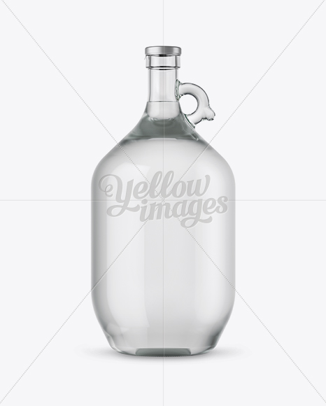 Download Clear Glass Dark Drink Bottle Psd Mockup Yellowimages