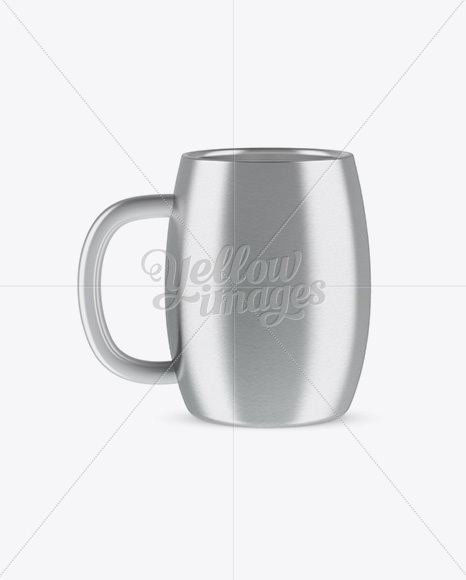 Download Steel Mug Mockup Yellowimages