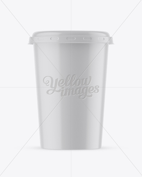 Download Container Psd Mockup Yellowimages