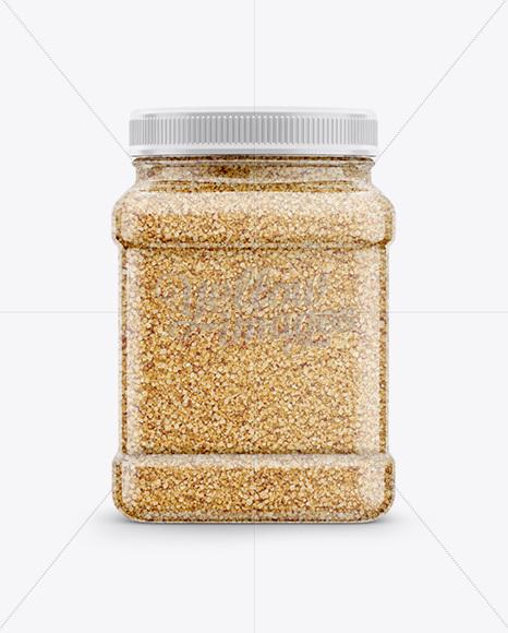 Download Plastic Jar Mockup Free Yellow Images
