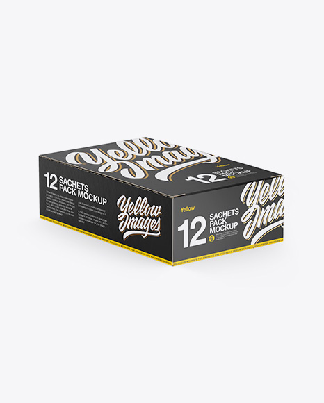 Download Closed Box Lashes Psd Mockup Yellowimages
