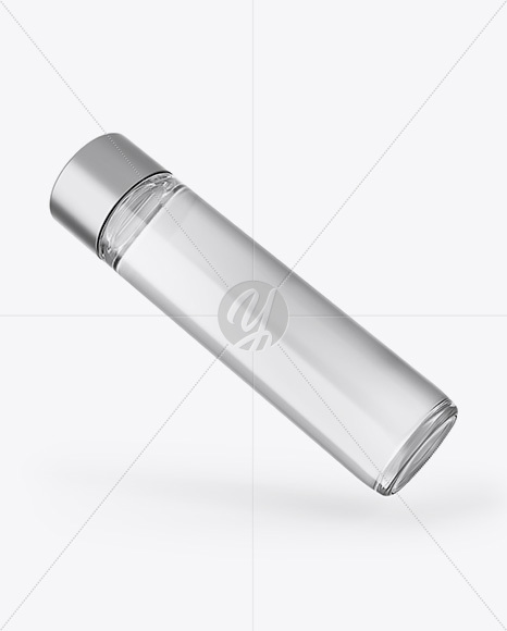 Download Lying Spray Bottle Psd Mockup Yellowimages
