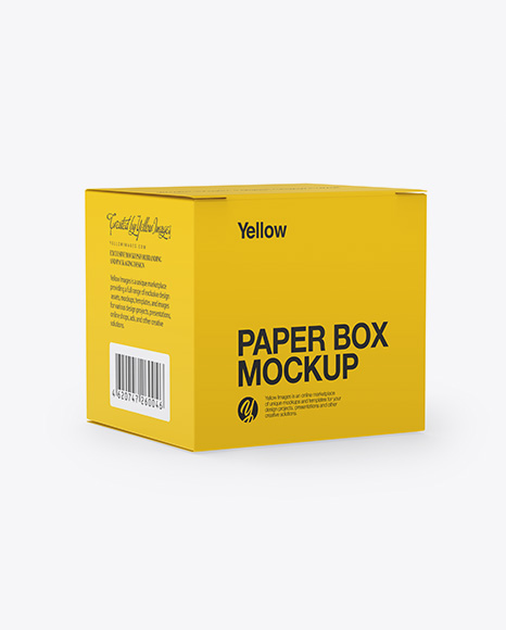 Download Noodles Box Mockup Yellowimages
