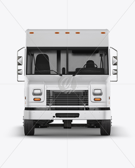 Download Food Truck Mockup Yellowimages