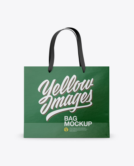 Download Matte Bag Psd Mockup Front View Yellowimages