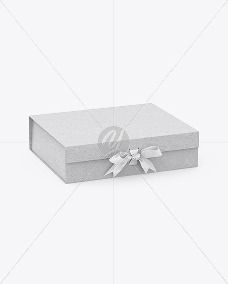 Download Gift Box Mockup Free Yellowimages