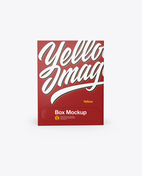 Download Box Mockups Free Download Yellowimages