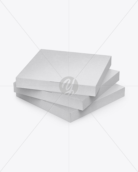 Download Mockup Box Pizza Yellow Images