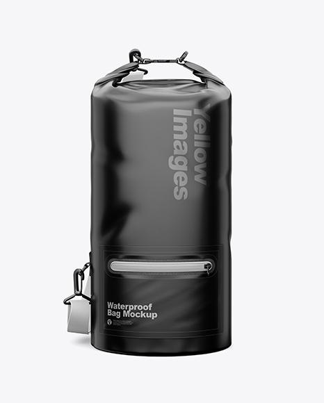 Waterproof Bag Mockup