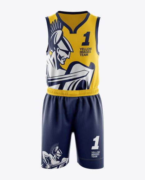 Download Basketball Kit Jersey Mockup PSD File 310.39 MB - All Free ...