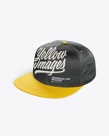 Download Hat Mockup Yellow Images