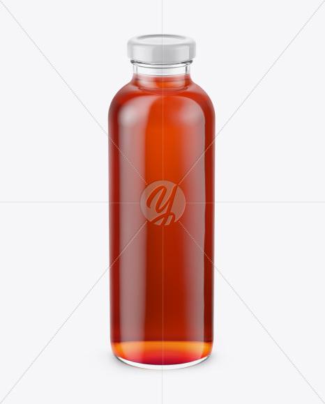 Download Plastic Bottle Tea Mockup Yellowimages