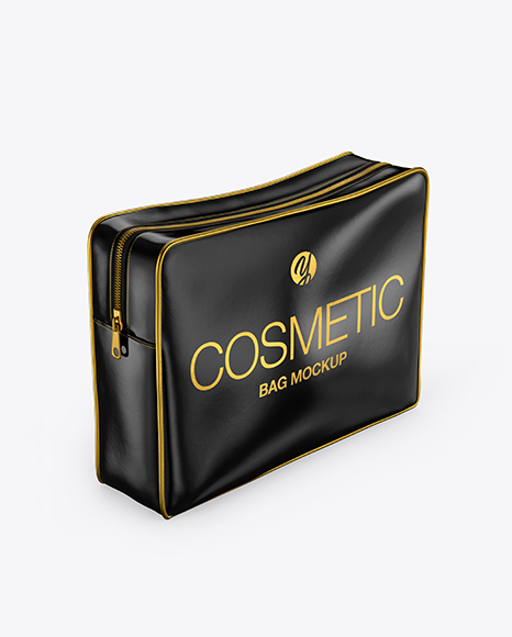 Download Mockup Cosmetic Bag Yellowimages
