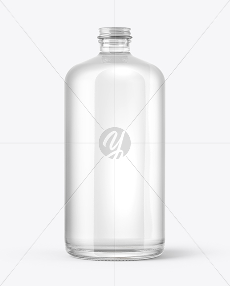 Download Square Strawberry Smoothie Bottle Psd Mockup Yellowimages