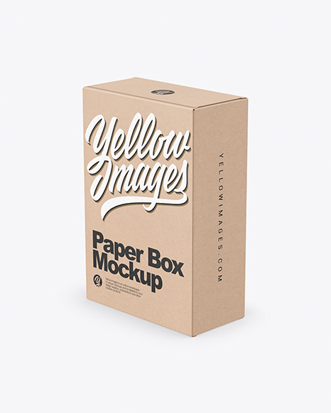 Download Mailing Box Psd Mockup Yellowimages
