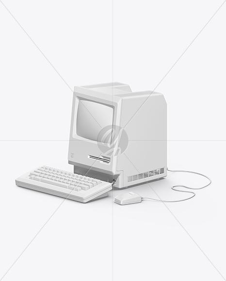 Download Desktop Computer Psd Mockup Yellowimages