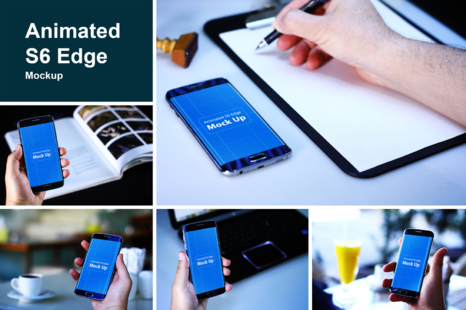 Download Mobile Cover Mockups Yellowimages