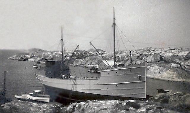 Skärhamns slip 1951