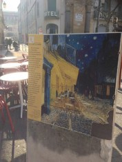 Follow in Vincent's footsteps in Arles