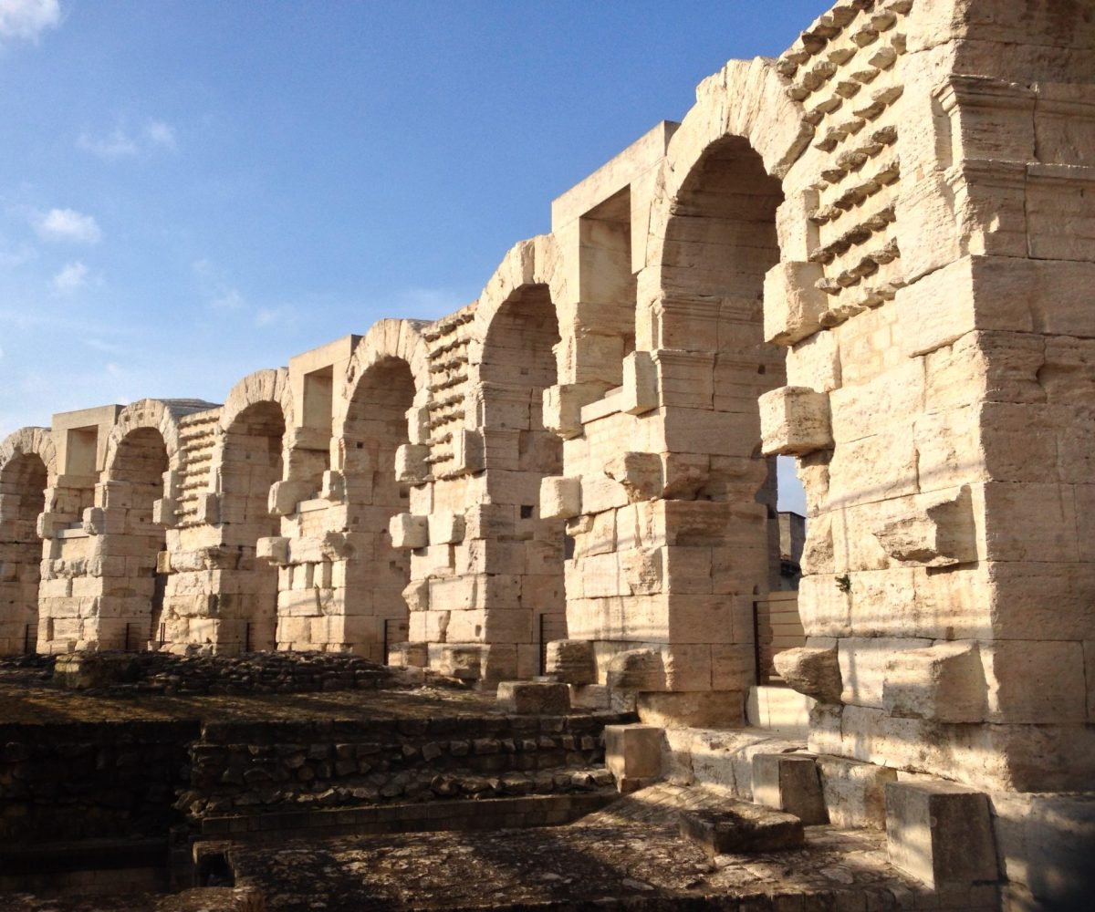 Arenes d'Arles Roman amphitheatre Villages in the Luberon Provence Rent-our-Home