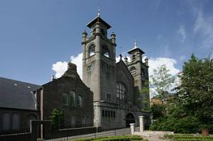 St Mary, Our Lady of Victories, Dundee