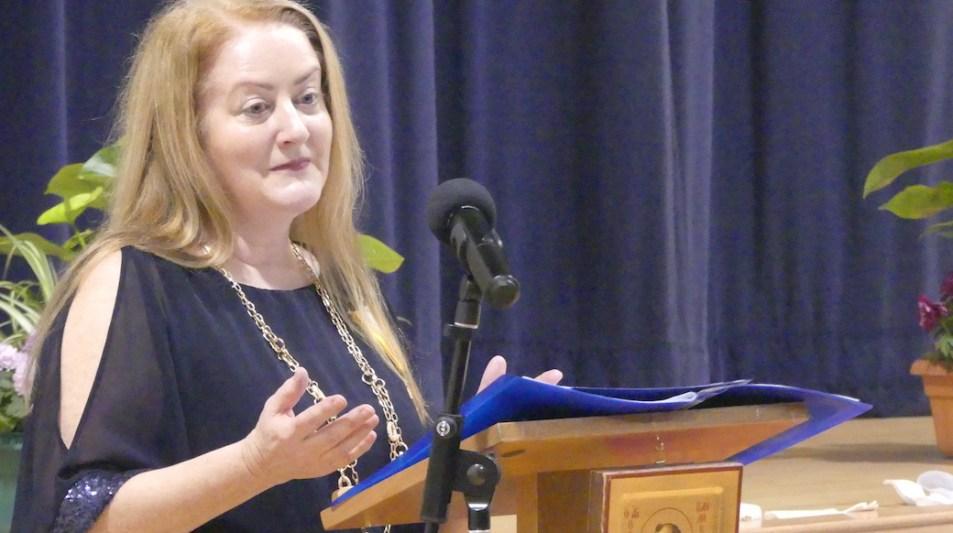 Benemerenti award for Clare McCready