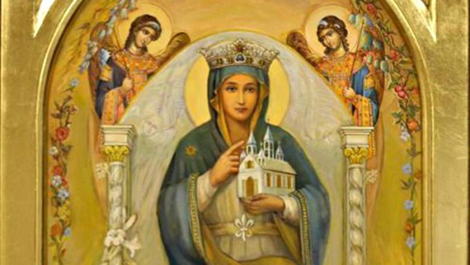 Mass - Mary, Mother of the Church (1st June)